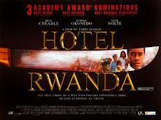 """Cineforo en Cosmovisión """"Hotel Rwanda"""" genocidio, basada en una historia real"""