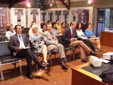 """Exposición """"Ana Frank, una historia vigente"""" fué inaugurada a las 6pm"""