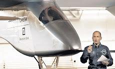 El primer avión solar está listo para dar la vuelta al mundo