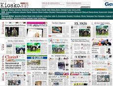 Kiosko.net  Todas las primeras páginas  y titulares de la prensa mundial actualizadas en un click