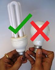 El progresivo adiós a las bombillas incandescentes en Europa desde mañana no se podrán distribuir