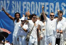 Un millón de voces por la Paz. Juanes logró su cometido y llevó a cabo su Concierto por la Paz