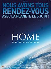 Documental HOME de la Embajada Francesa Salón Las Trinitarias Jueves 12 noviembre a las 5:00pm