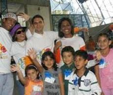 Una tarde dedicada a los niños, colaboración especial de los profesores Iván Laborda, Marcos Méndez