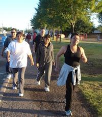 Caminata UNEISTA 2009, 3 K, Este Domingo 29 Salida desde la UNE