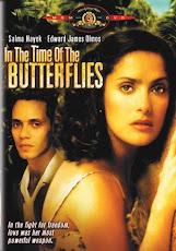 """CINEFORO """"En el tiempo de las mariposas."""" NO VIOLENCIA A LA MUJER, jueves 3 Salón Las Trinitarias"""