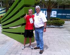 Concejal Rafael Albertos y Juan Miguel Avalos