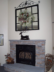 Fireplace Window