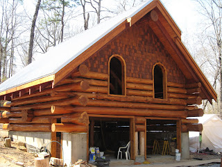 Rachel S Log Home Adventure A Journey Of Learning To Walk