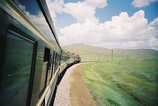 Viaje virtual en Transiberiano Online