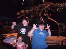 Jane the dinosaur she's famous