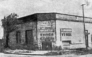 """Almacen """"Sol de Mayo"""", aqui se inició el polo comercial en Villa Rebasa 1922"""