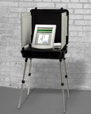 voting machine vendors