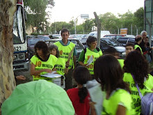 Accción de difusión en Tigre