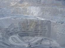 Tajo de mina La Alumbrera, Catamarca