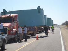 Camión para Alumbrera