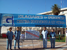Los Glaciares no se tocan