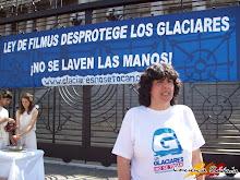 diputados se lavan las manos por ley de glaciares