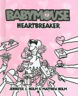 Baby Picture Books on Blue Duck Book Reviews  Holly Smokes   Hour 2    Babymouse