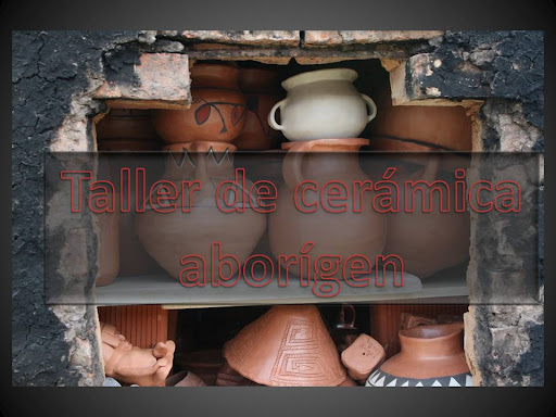 taller de cerámica aborigen 2009