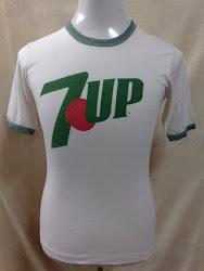 VTG 7up 5050 shirt