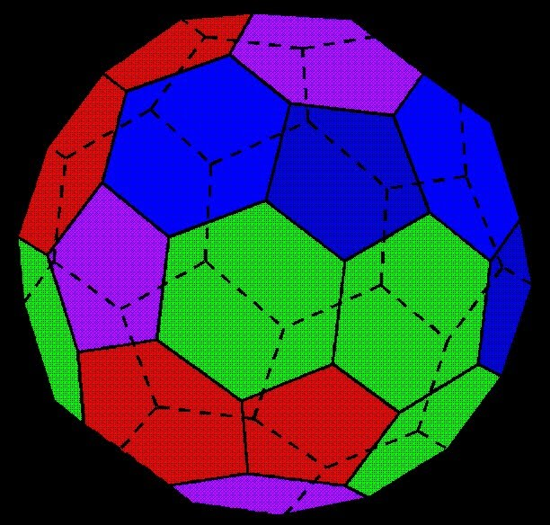 The Mathematical Tourist: Hexagons, Pentagons, and Geodesic Domes