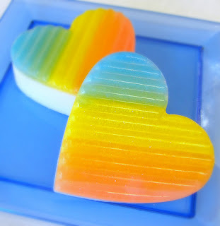 Three Color Fade Soap Kit