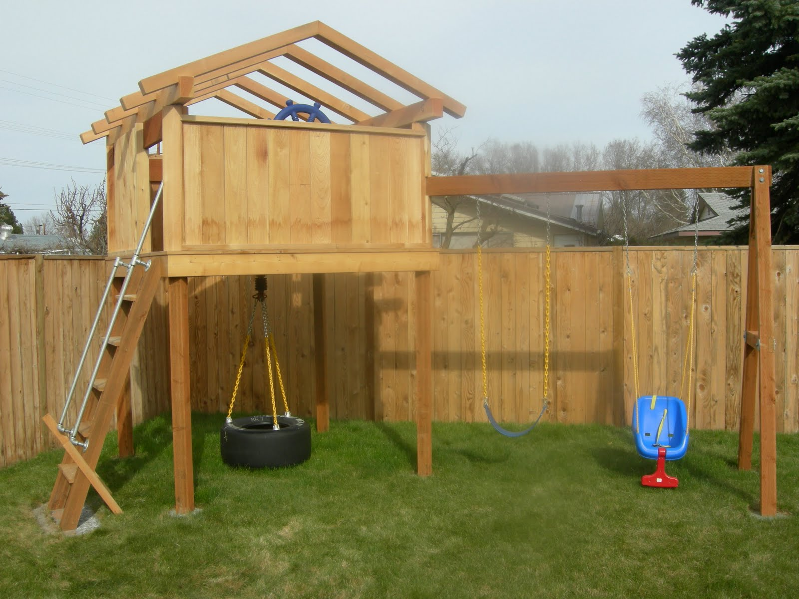 The life of evan evan 39 s tree house for How to make a treehouse step by step