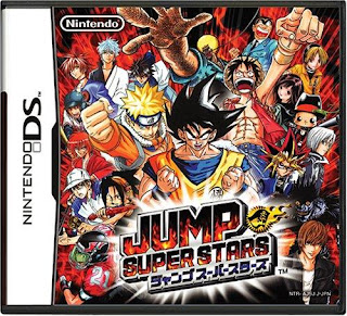 Jump Ultimate Stars DS