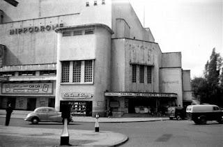 Triumph Road Nottingham White Building