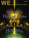 WE Magazine Hall of  Fame Honoree