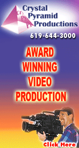 San Diego Award-Winning Professional Video Production Services Company Since 1981
