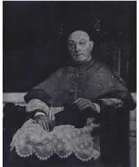 Cardenal Antonio Caggiano