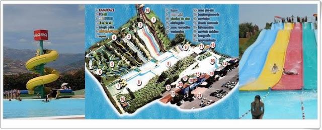 parque acuático Aquavelis en Torre del Mar