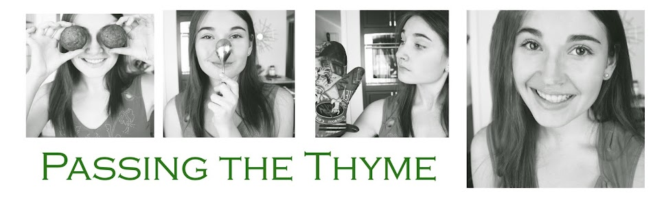 Passing the Thyme