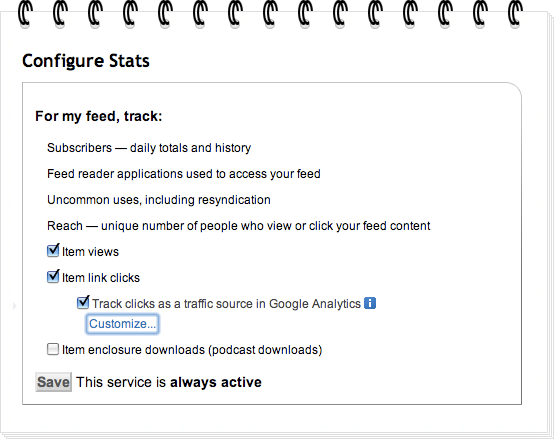 Google-Feedburner-Analytics