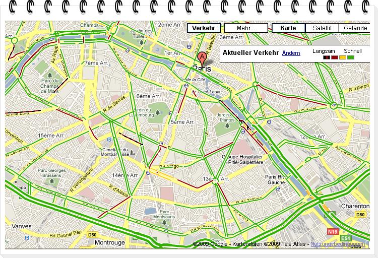 Google-Maps-Live-Traffic-Paris