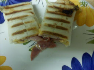 Ham Salami and Cheese
