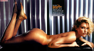 Battlestar Galactica's Tricia Helfer in Playboy