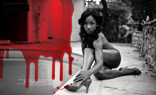 sexy Rutina Wesley of True Blood