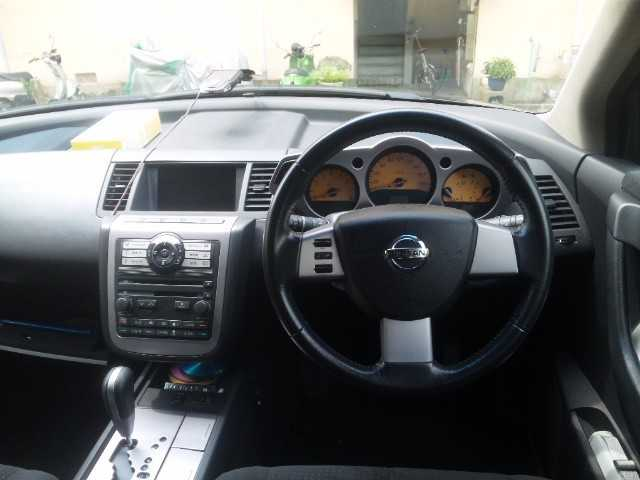 Nissan Murano 4X4 pictures