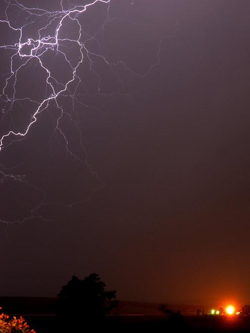 Tormenta eléctrica en Aliwal North