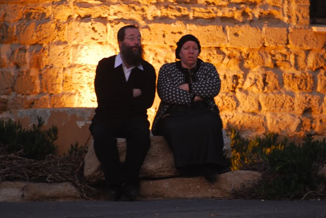 Al fresco en Tel Aviv