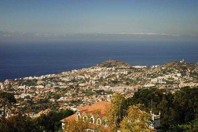 Funchal, la capital