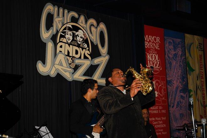 Concierto de Jazz en el Andy's