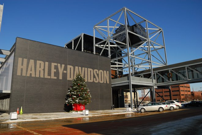 Museo Harley-Davidson de Milwaukee