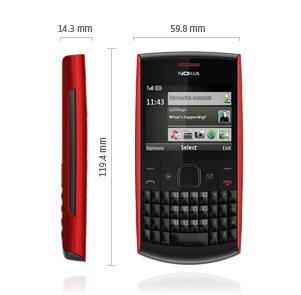Nokia X2-01, Ponsel Qwerty Harga Keci