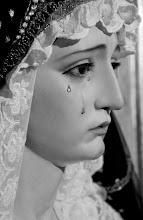 Virgen de la Soledad en su Mayor Dolor y Amargura.