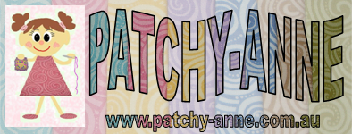 Patchy-Anne Patchwork and Craft