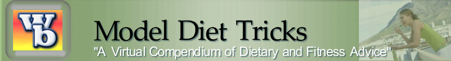 Model Diet Tricks